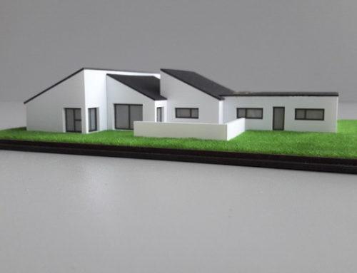 Præsentationsmodel Modelhuset Bolighus