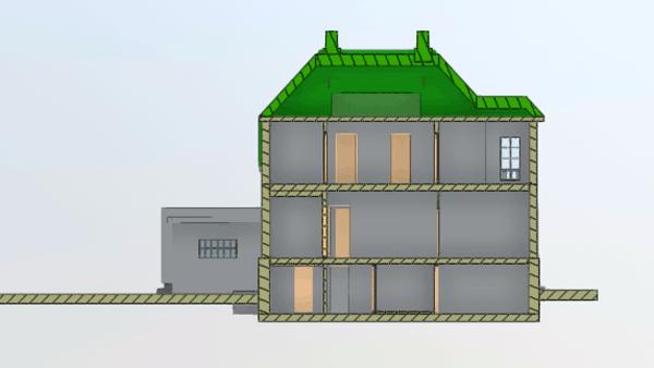 3D-laserscanning-modelhuset-BIM 3
