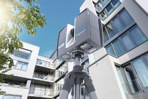 3d laserscanning Modelhuset BIM