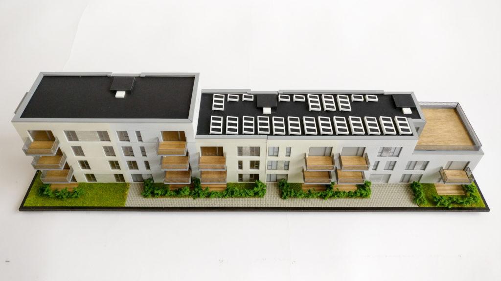 Modelhuset Præsentationsmodel AKF Koncernen