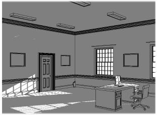 Lod 4 BIM 3D-laserscanning levels of details modelhuset