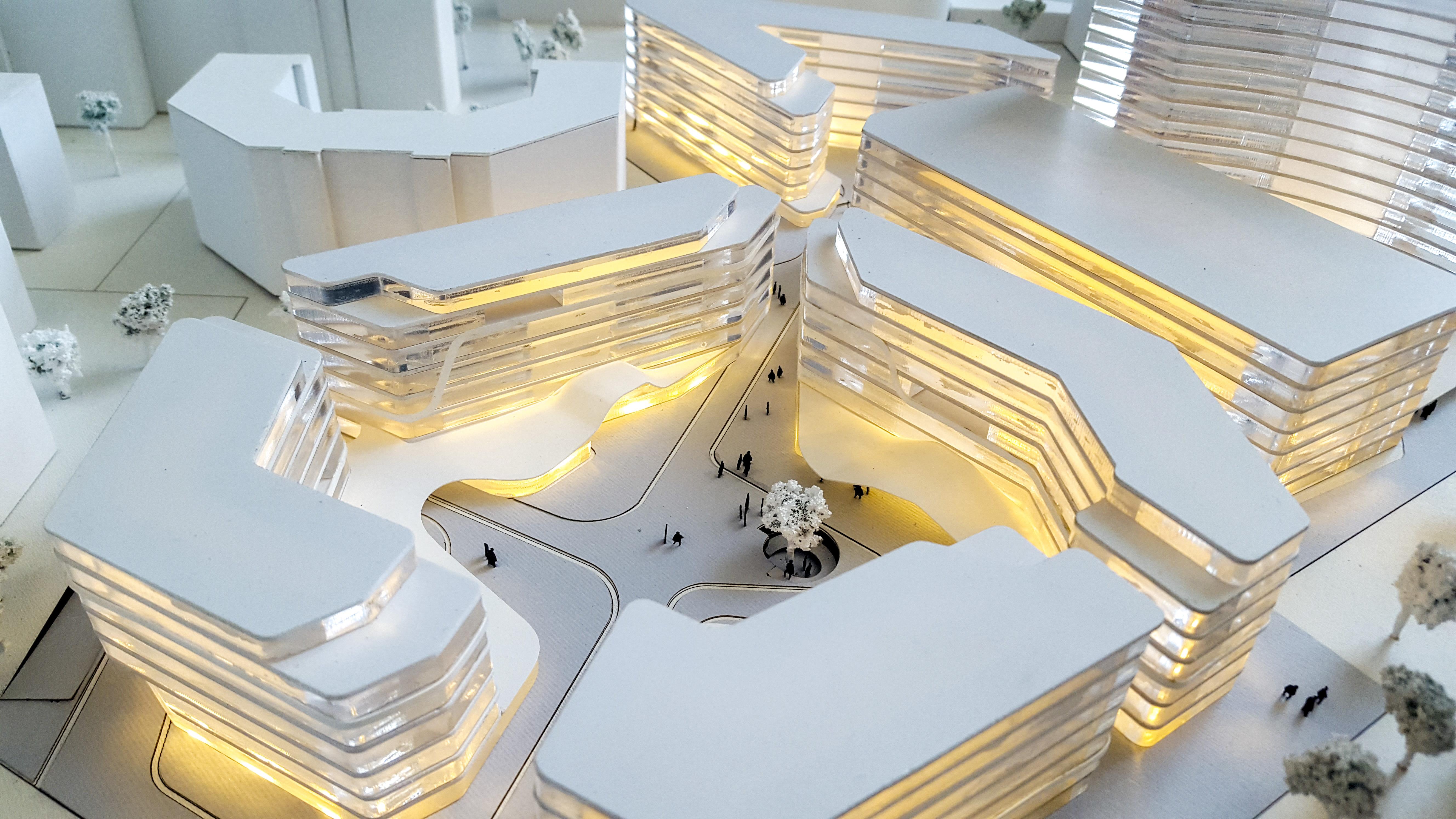 Arkitekturmodell