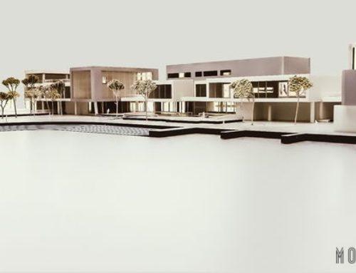 Arkitekturmodel Modelhuset modelbyggeri